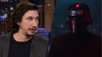 Adam Driver's Holiday Shopping Has Been Sorted Out Thanks To Kylo Ren Action Figures