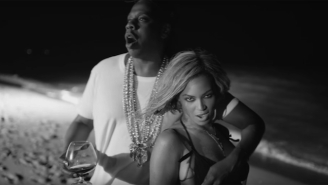 Beyonce Is Being Sued For Displaying Jay Z's Roc-A-Fella Chain In The 'Drunk In Love' Video