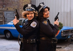 'Dyke And Fats' Heroically Return To 'SNL' To Save Christmas