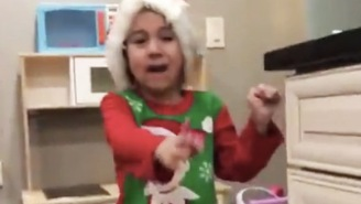 These Kids Are Terrified Of 'Elf On The Shelf' Like It's Something Straight Out Of A Horror Movie