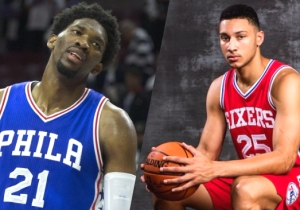 Joel Embiid Continued His Virgin Jokes By Asking Ben Simmons If He's One