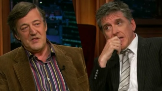 Stephen Fry And Craig Ferguson Proved Late Night Could Use A Little More Conversation