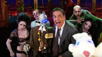 Puppets, Dancing, And Pop Music: Ranking Craig Ferguson's Best 'Late Late Show' Lip Sync Bits