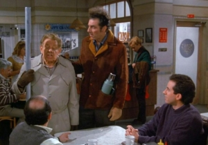 Even Jerry Stiller Doesn't Know If The Costanza Family Was Jewish Or Italian On 'Seinfeld'