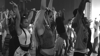 FKA Twigs Taught A City How To Dance Like Space Aliens In 'Baltimore Dance Project'