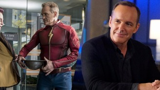 Let's Talk This Week's Geeky TV: 'The Flash' Goes '90s, 'Agents Of SHIELD' Wraps Up