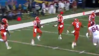Alabama And Florida Gave Us Back-To-Back Insane Special Teams Plays In The SEC Title Game