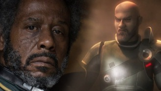 Grizzled 'Rogue One' Veteran Saw Gerrera Will Get Expanded Back Story In 'Star Wars Rebels'