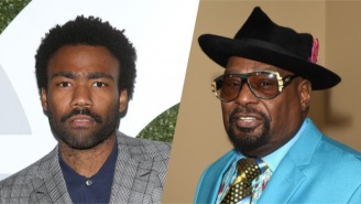 Childish Gambino Earns George Clinton's Praise For Bringing The Funk Back To Music