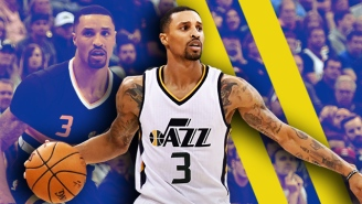 George Hill Is Unlocking Utah's Sky-High Ceiling As A Potential Contender
