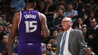 George Karl Reportedly Took It Easy On The Kings In His New Book