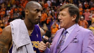 Kobe Bryant Believes Craig Sager Was A Master Of 'Defining Your Own Cool'