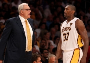 Metta World Peace Thinks It's Good That Phil Jackson 'Don't Give A F*ck' In His Feud With Carmelo