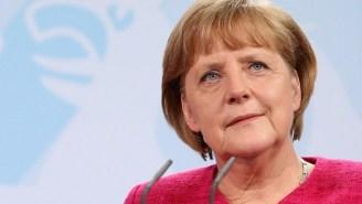 German Chancellor Angela Merkel Demands A Burka Ban 'Wherever Legally Possible'
