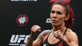 Cris Cyborg Is The Latest Star Fighter To Be Notified Of A Potential Doping Violation