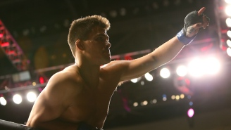 Mickey Gall Really Wants To Have A 'Hair Vs Hair' Match Against Sage Northcutt
