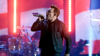 U2's Seattle 'Joshua Tree' Stop Included Surprising Cameos From Eddie Vedder And Mumford And Sons