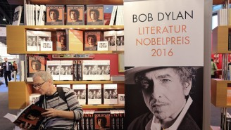 Bob Dylan Declares He's In 'Very Rare Company' In His Nobel Prize Banquet Speech