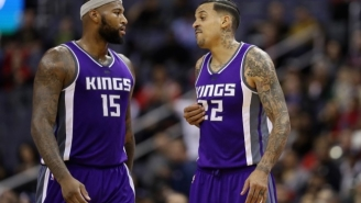 Matt Barnes And DeMarcus Cousins Are Being Sued Over That Alleged Night Club Assault