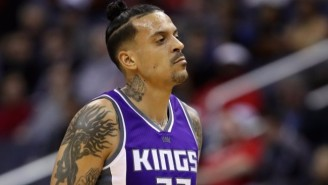 Matt Barnes Reportedly Choked A Woman In A New York Nightclub