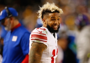 Odell Beckham Jr. Shared His Joy At Seeing A Young Fan's Reaction To Getting His Jersey For Christmas