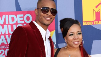 Tiny Has Filed For Divorce From T.I.