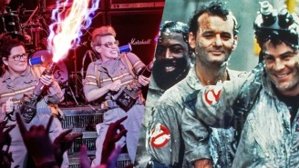 Modern And Vintage 'Ghostbusters' May Unite In A Future Movie