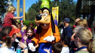 A Former Disney World Goofy Reveals All After Having Lived To Tell The Tale