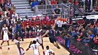 Duke's Grayson Allen Blew Past A Defender In Mid-Air Before A Massive One-Handed Dunk