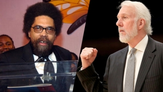 Gregg Popovich And Cornel West Teamed Up To Send A Message Of Hope To The Youth