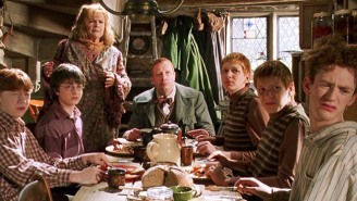 'Harry Potter' Once Had Another Female Weasley Who Was A Slytherin Spy