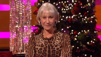 Helen Mirren Says What Everyone Else Is Thinking In Her 2016 Christmas Message