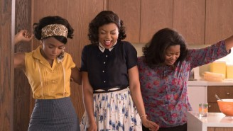 'Hidden Figures' Will Uplift You And Make You Happy
