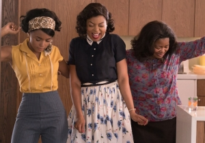Taraji P. Henson And Jim Parsons Paid For Free 'Hidden Figures' Screenings To Help Everybody See The Film