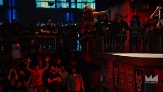 The Over/Under On Lucha Underground Season 3 Episode 13: Three Ninjas