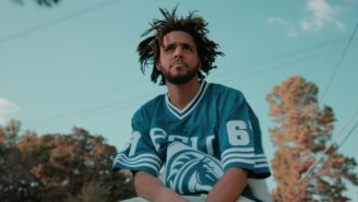 J. Cole's '4 Your Eyez Only' Is Validation For Both His Fans And His Haters