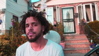 J. Cole's Manager On The 'Deja Vu' Beat: We've Had It Since 'Forest Hills Drive'
