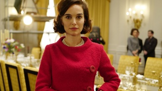 'Jackie' Restores Jackie Kennedy's Role In Shaping Her Own Mythos