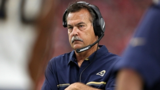 The Rams Have Fired Jeff Fisher Days After Giving Him A Contract Extension In The Ultimate 7-9 Move