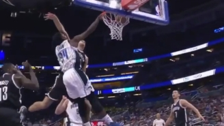 Jeff Green Put Brook Lopez On Yet Another Poster With This Filthy Jam