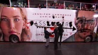 Jennifer Lawrence Gets Revenge On Chris Pratt For Making A Fool Of Her On Social Media