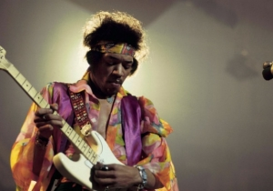 An Album Of Unreleased Jimi Hendrix Tracks Titled 'Both Sides Of The Sky' Is Dropping This Spring