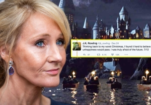 J.K. Rowling Is Sharing A Touching Message Of Hope This Christmas