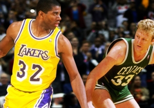 Remembering Magic Vs. Bird, The Most Important Rivalry In NBA History