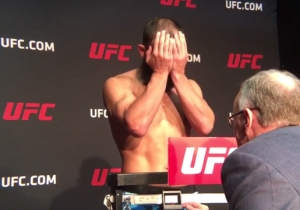 Johny Hendricks Missed Weight Horribly For The Third UFC Fight In A Row