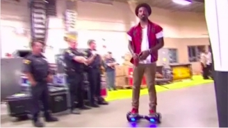 NBA Players Will Reportedly Be Banned From Hoverboards, Trampolines, And Gun-Carrying In The New CBA