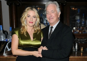 Kate Winslet Remembers The Kindness Of Alan Rickman