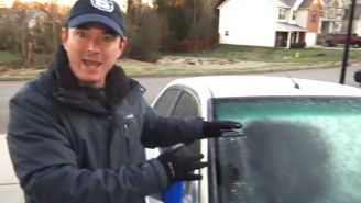 This Viral Trick To Instantly Defrost Your Windshield Will Change Your Entire Life
