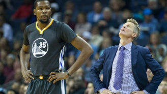 Kevin Durant Finally Revealed His Real Height After Years Of 'Messing' With Everyone