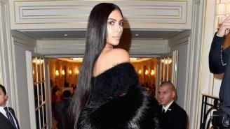 Kim Kardashian's Communist Sweater Is Raising Eyebrows